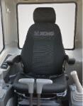 徐工XE60CA小型挖掘机舒适坐骑