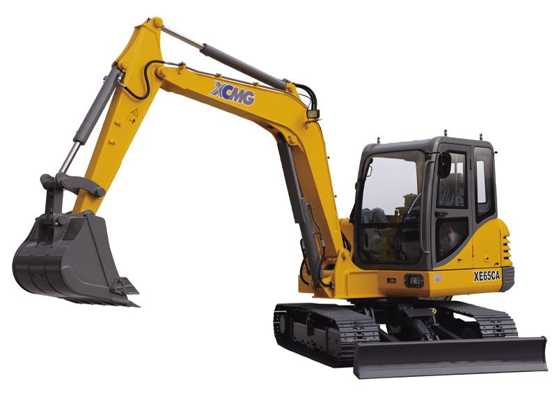 徐工XE65CA液压挖掘机|6.5t小型挖机
