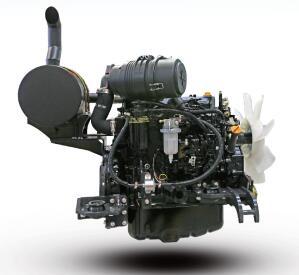 徐工XE60D挖掘机策动机