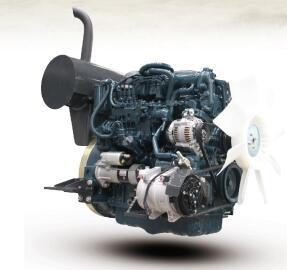 徐工XE75D全液压履带挖掘机采用久保田发动机