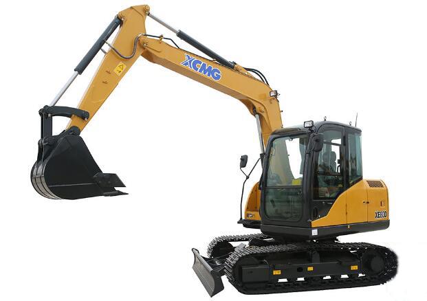 徐工XE80D全液压小型挖掘机