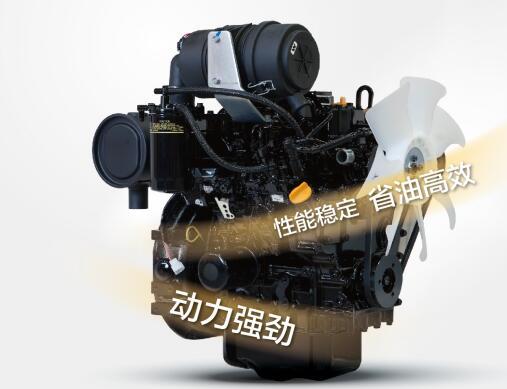 徐工XE15D小挖机发动机