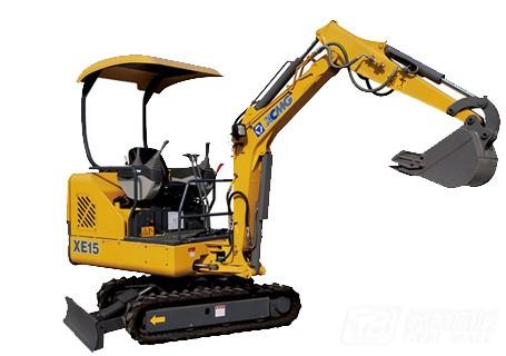 徐工XE15D小挖机