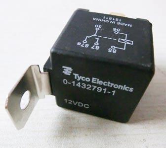 徐工挖掘机配件——C12V继电器